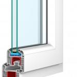 Fenster 2-fachverglasung